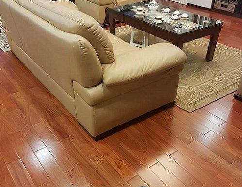 Sàn gỗ căm xe tại hà nội