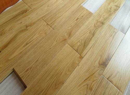 Tấm ván sàn gỗ sồi trắng